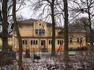 Villa Benda 2016 (Ostansicht)