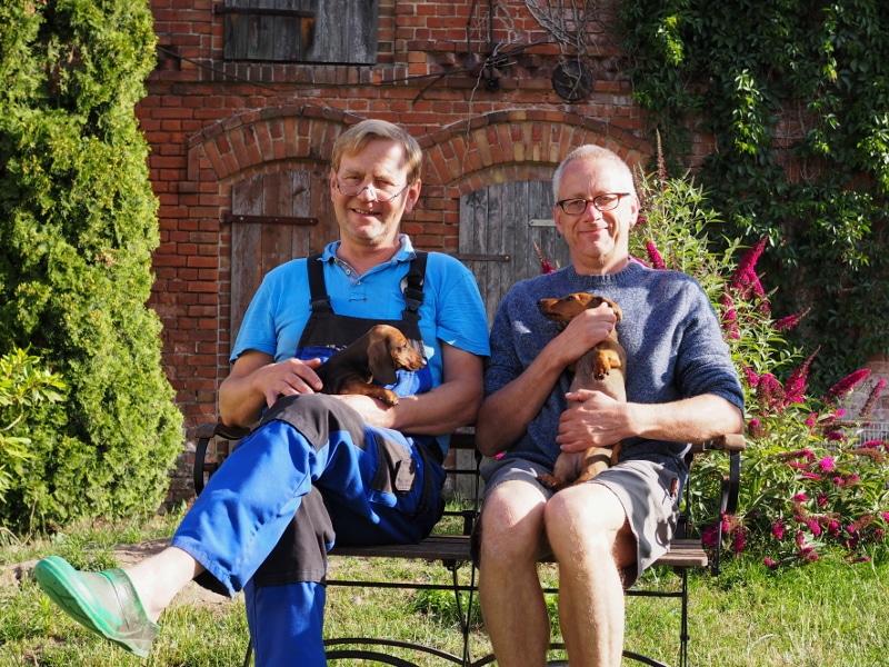Breeding Community Botzensteiners | Smooth Haired Dachshunds | Biesenthal | Germany